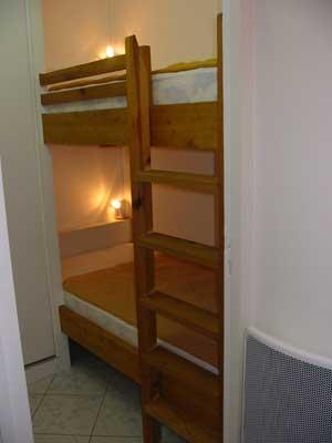 chambre cabine